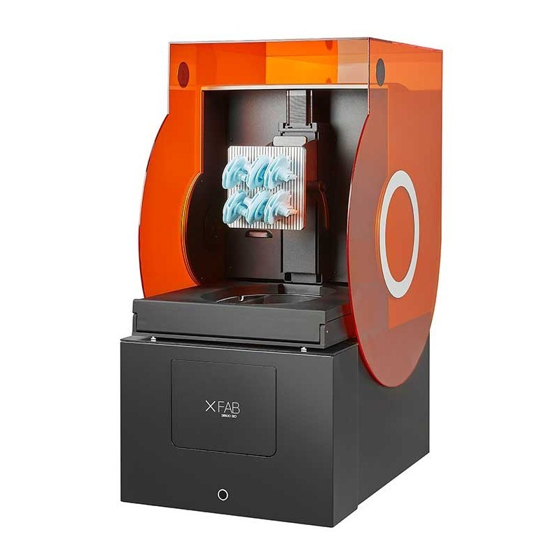 Imprimante 3D SLA DWS XFAB 3500HD, Joaillerie