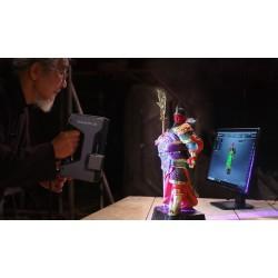 Color pack pour scanner 3D Einscan Pro 2X