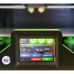 Volumic Stream 20 Dual MK2, écran tactile couleur