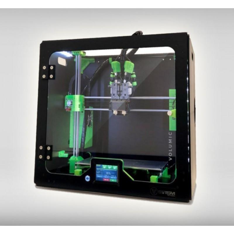 Imprimante 3D FDM Volumic Stream 20 Dual MK2