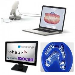 Formation Chaîne numérique pour les prothésistes dentaires