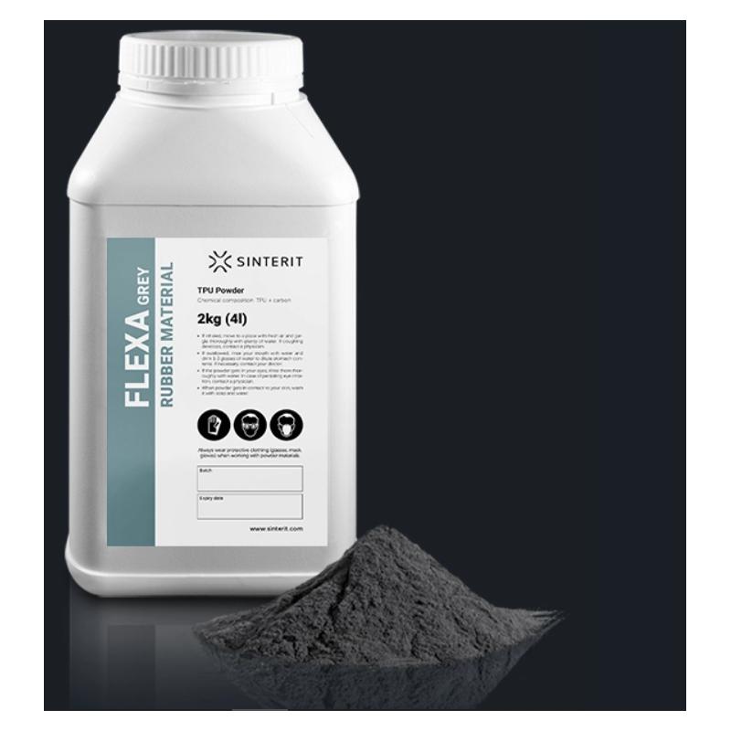 Flexa Grey - Sinterit