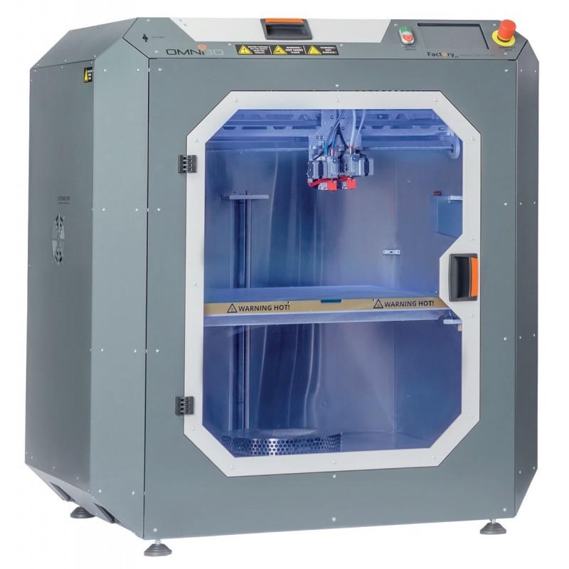 Imprimante 3D FDM Factory 2.0 NET, Omni3D