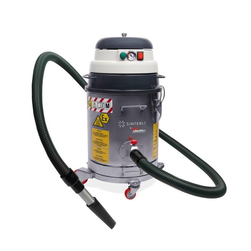 Aspirateur ATEX et Séparateur de poudre Sinterit