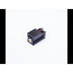 Beamo Laser diode hybride, vue de côté