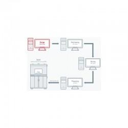 EOS M100 schéma d'installation