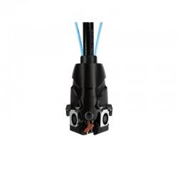 LYNXTER S600D, tête thermoplastique 3 filaments