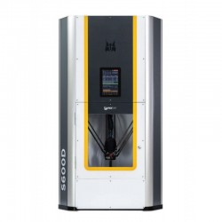 Imprimante 3D thermoplastiques, silicones et céramiques LYNXTER S600D