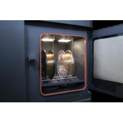 MiniFactory Ultra vue de la chambre de stockage de filaments