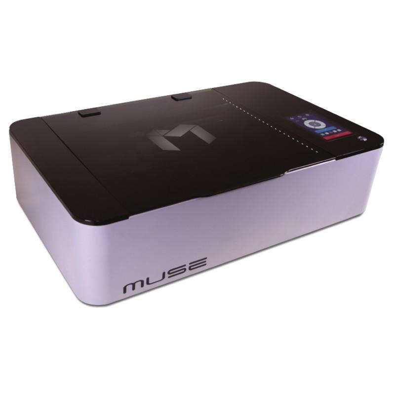 FSL Muse, Découpe Gravure Laser CO2