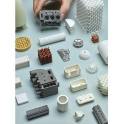 ADMATEC Admaflex 300 - Impression de pièces en céramique et métaux