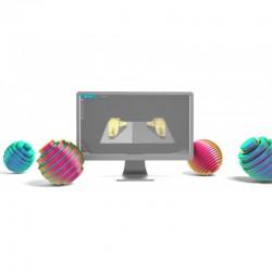 BCN3D SigmaX R19, logiciel Cura poru BCN3D