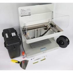 Imprimante 3D FDM Markforged Onyx One, contenu du colis