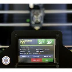 VOLUMIC Stream 30 MK2, écran tactile couleur