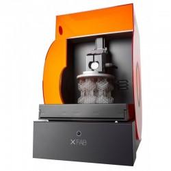 Imprimante 3D SLA DWS XFAB 2000, plate-forme de fabrication