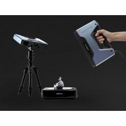 Scanner 3D portable ou fixe à lumière structurée Einscan Pro 2x
