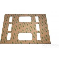 ULS, découpe laser composites 3M