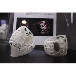 DWS XFAB 2500HD Joaillerie détails impression 3D