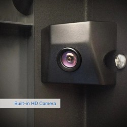 Imprimante 3D Flashforge Guider 2S caméra